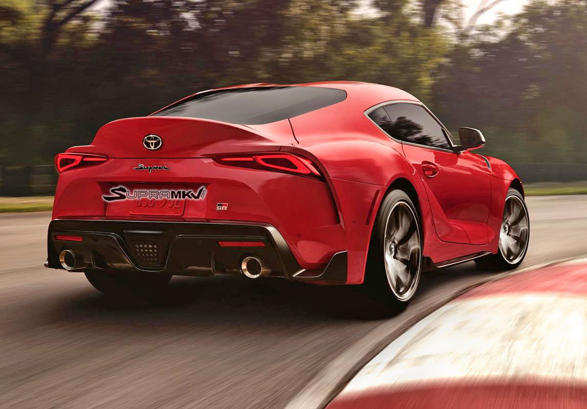 Toyota Supra 2017 Price >> Official 2020 Supra Images. They're Real and They're ...