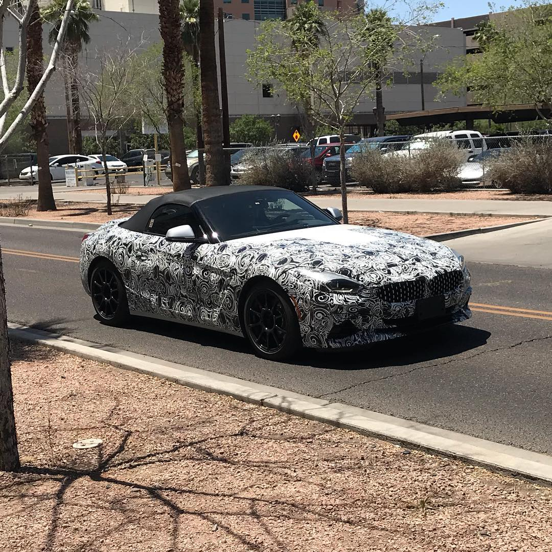 2020 Bmw Z4: 2019 BMW Z4 News, Concept, And Spy Shots Thread