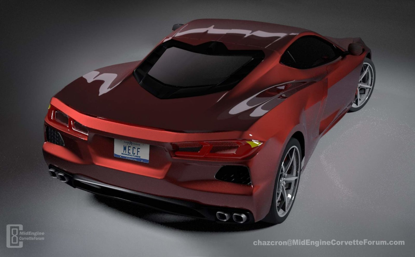 This is the 2019 mid-engine Chevy Corvette (Zora?) | Page ...