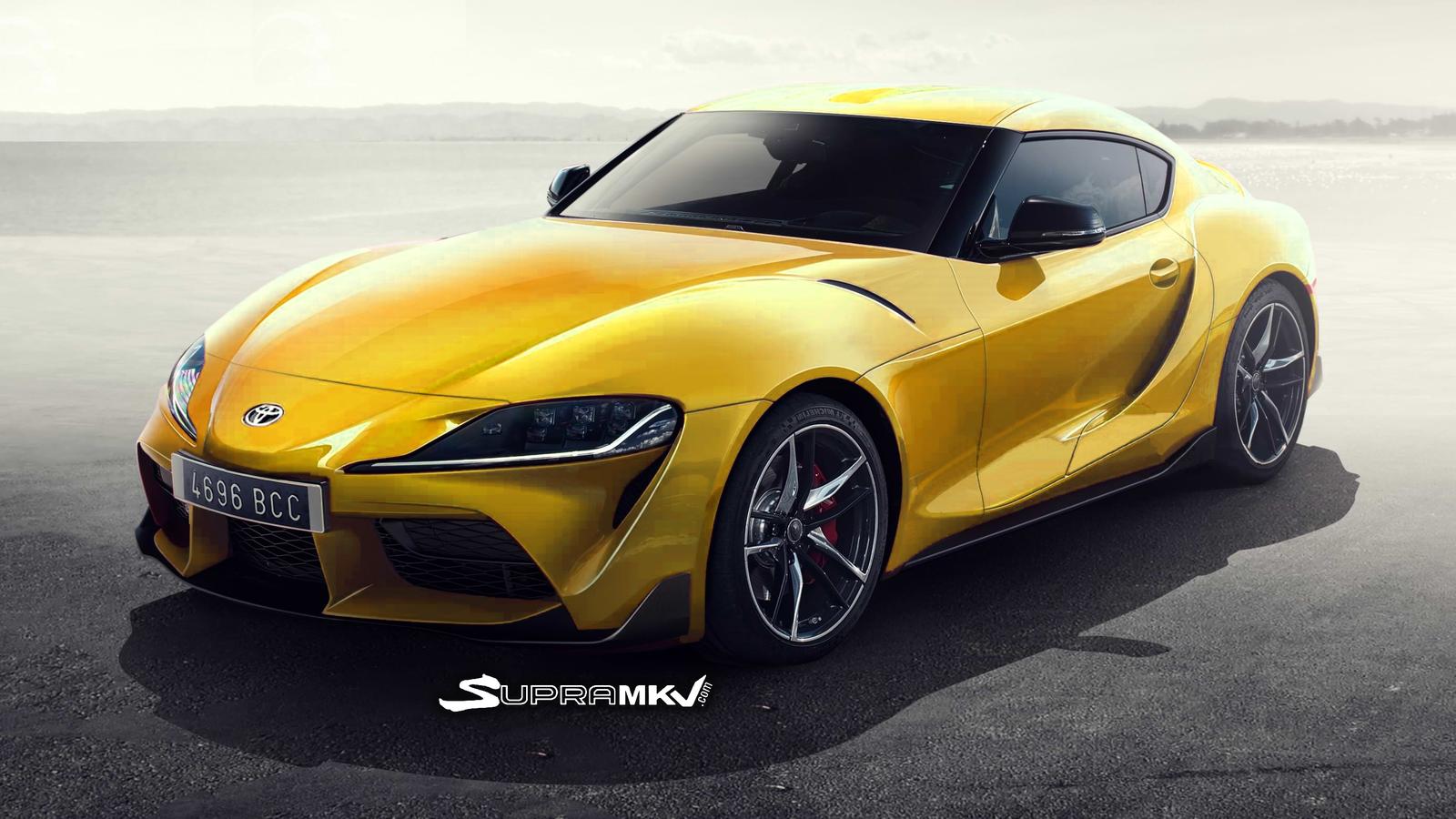 New Toyota Supra Renderings Based On Prototype Car Page 2