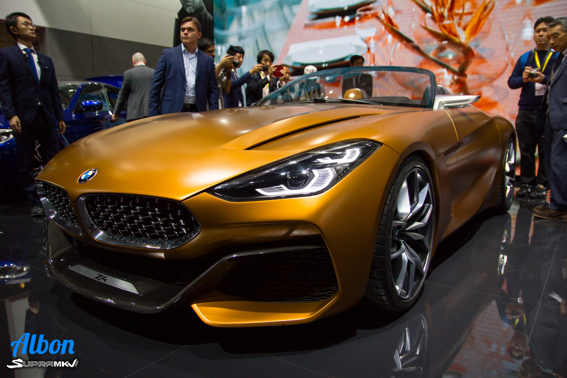 The Bmw Z4 Concept Page 12 Imo X6 Lucky So Thats Its No Supra But Definitely Still A Sight For Sore Eyes After Lame Toyota Briefing This Morning Ill Continue To Update