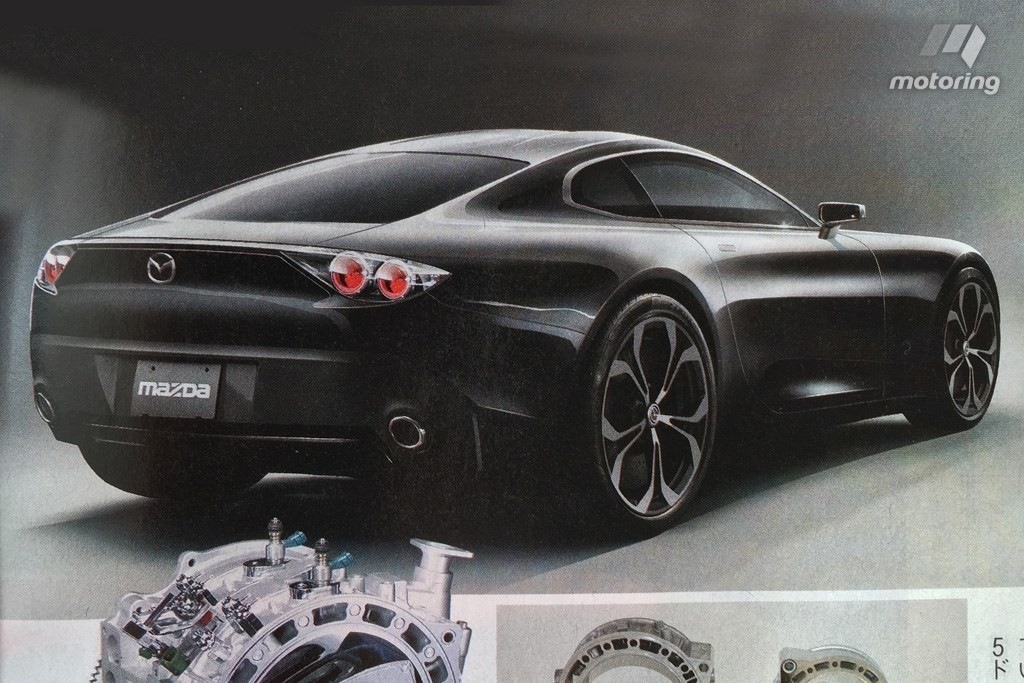 Could This Be The Mystery Mazda Sportscar Concept