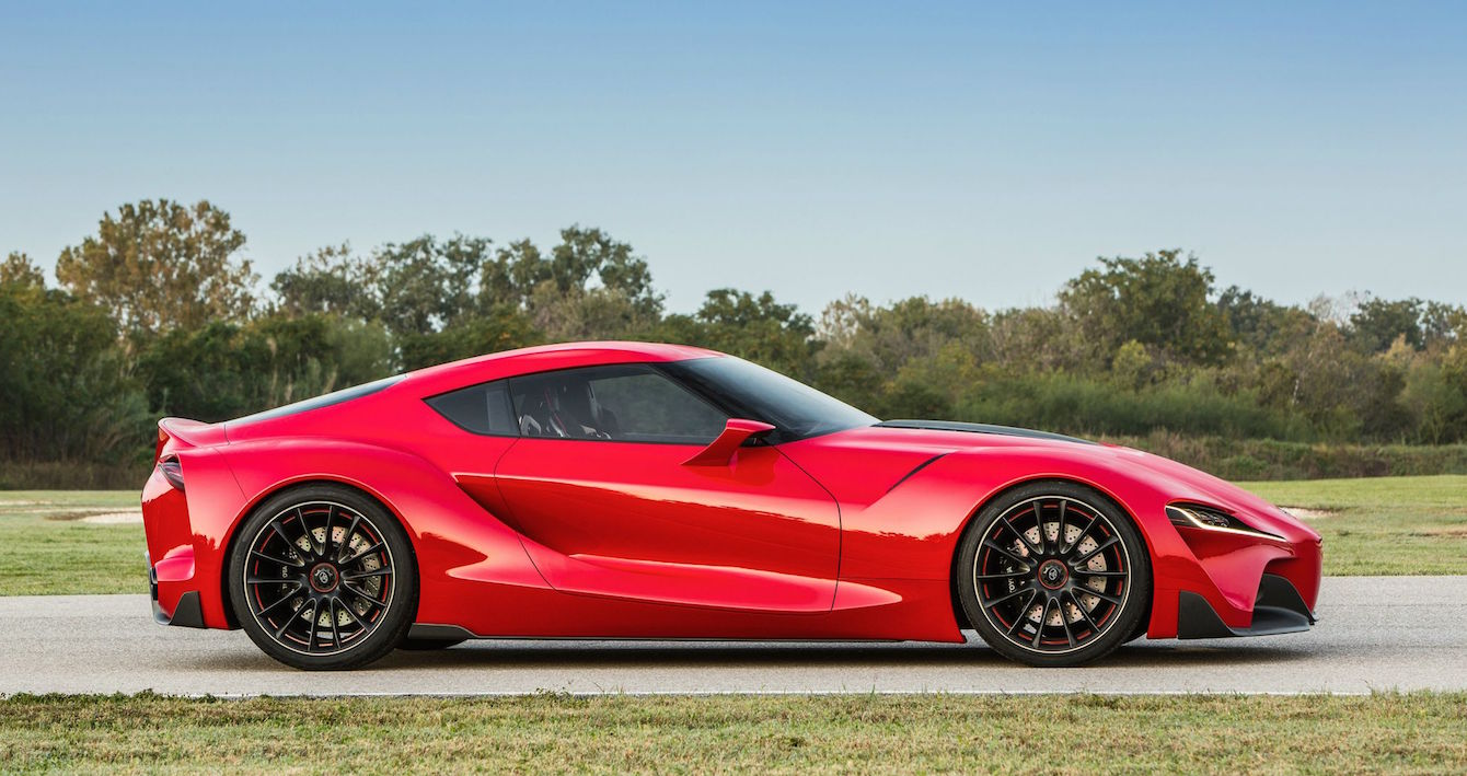 New Toyota Supra Slated For 2017 2018 No Hybrid Or Awd