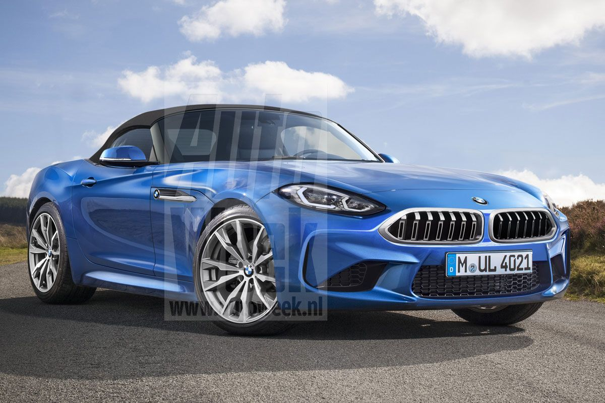 2019 Bmw Z4 News Concept And Spy Shots Thread Page 16 Supramkv 2020 Toyota Supra Forum