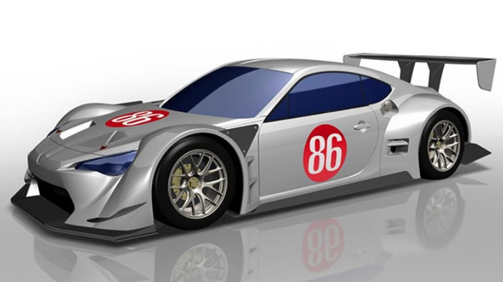 Japanese Super Gts New Regulations Previewed On Toyota