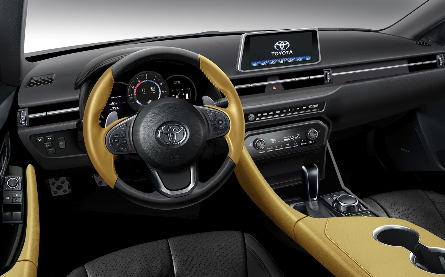 Toyota Supra Interior Looking More Production In Latest Sighting