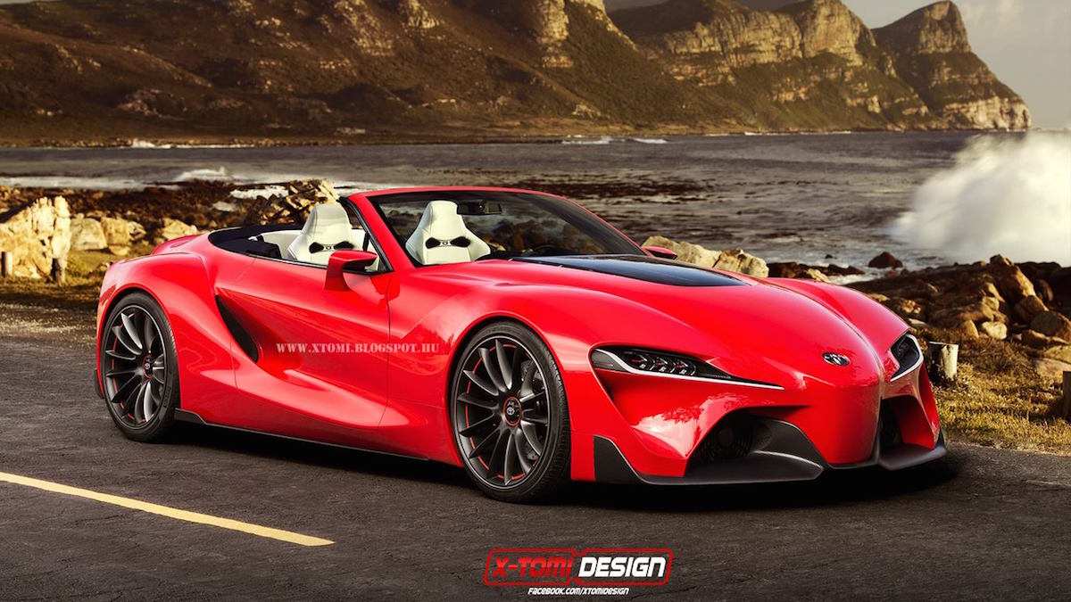 Toyota Virginia Beach >> Toyota may build FT-1 Supra convertible instead of 86 convertible | Page 2 | SupraMKV - 2020 ...