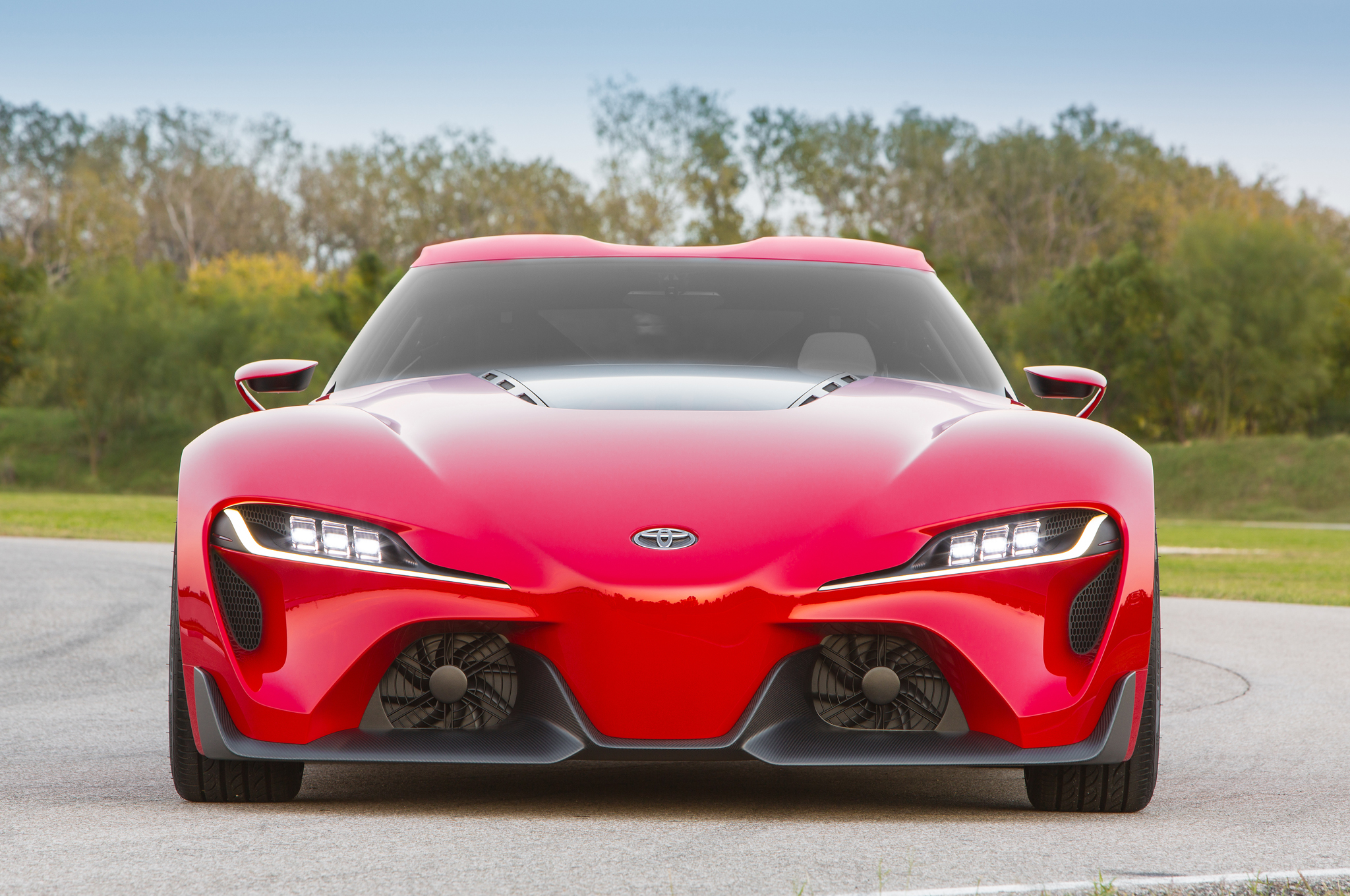 Toyota Supra 2016 >> Toyota FT-1 Cool Hi-Res Wallpapers | SupraMKV - 2020 ...