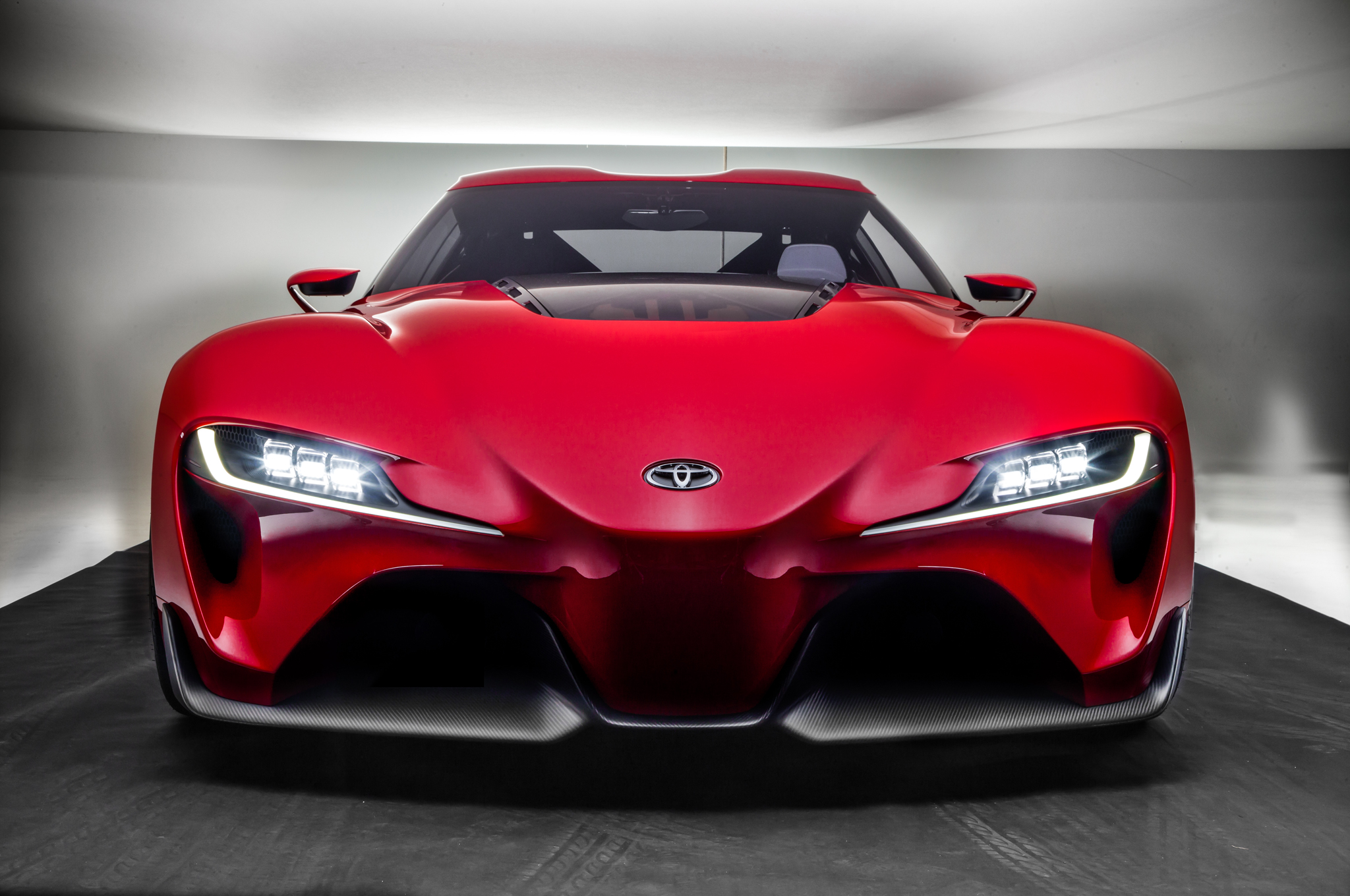 Toyota Ft 1 Cool Hi Res Wallpapers Supramkv 2020