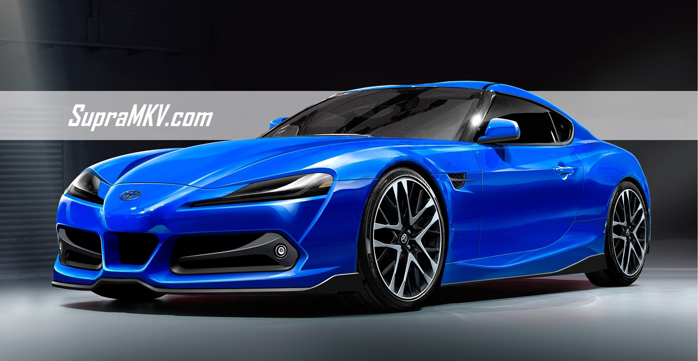 Official Toyota Ft 1 Concept First New Supra Prototype