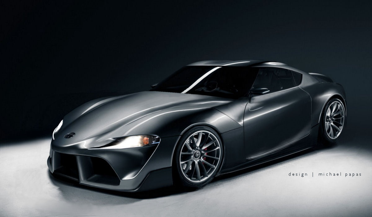 Production Ready Renderings Of The Toyota Supra Amp Bmw Z4 Post Up Your Fan Art Page 32