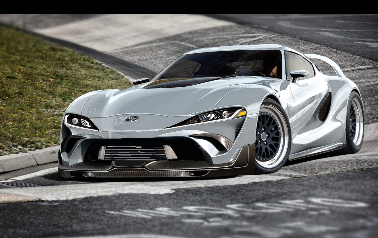 Mkv 2017 Toyota Supra Photoshops Amp Renders Page 5