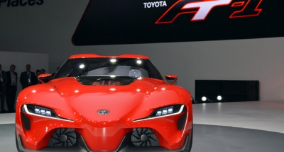 Toyota decision on sports car project w/ BMW due soon