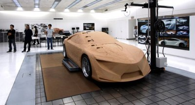 Milestone for Toyota's Calty Design, Creators of the FT-1 Concept