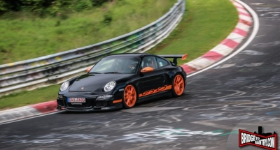 Spied: Toyota Benchmarking Porsche 911 GT3 RS (997) for New Supra?!