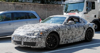 2018/2019 Toyota Supra - First Prototype Spotted!