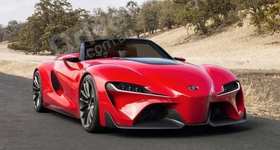 Toyota may build FT-1 convertible instead of 86 convertible