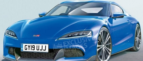 New Toyota Supra will reportedly launch at Geneva Motor Show (per Auto Express)