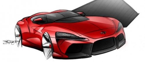 Forbes on Supra: 3.0L I-6 w/ 360 HP, Spring '19, $60k