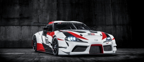 Toyota GR Supra Racing Concept Officially Revealed!