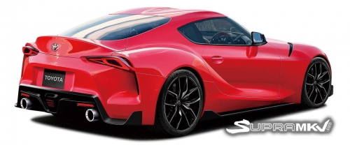 2019 Toyota Supra MKV MSRP & Specifications Leaked?