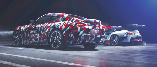 2020 Supra will debut and run at Goodwood Festival of Speed in just days!