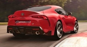 Official 2020 Supra Images. They're Real and They're Spectacular :)