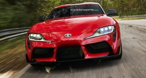 Full Gallery of the 2020 Toyota GR Supra!