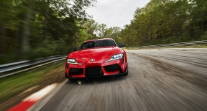 The 2020 Supra Can Run a 7:40 Nurburgring Lap, Thinks Chief Engineer