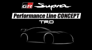 Toyota Supra TRD Performance Line Concept to Debut Feb 9