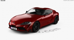 Have a 3D 360 Degree Look at the New Supra