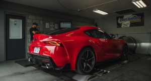 Dyno Results: The 2020 Toyota Supra Makes More Power Than Toyota Claims