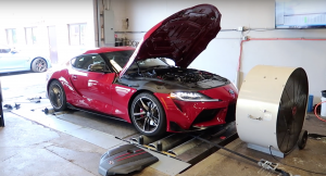 2020 Supra Hits 672whp/625wtq With Just 3 Mods!