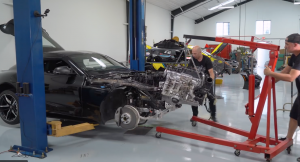 2020 Supra B58 Engine Teardown
