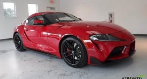 First Used 2020 Supra Hits Market, With Markup!