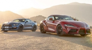 Review: 2020 Supra vs GT350 as Better Driver's Car