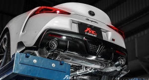 FI Exhaust System + Downpipe Released For 2020 Supra
